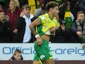 Onel Hernandez celebrates scoring for Norwich City on December 26, 2018