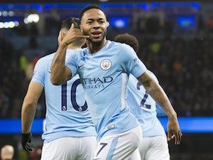 Team News: Sterling, Jesus start for Man City
