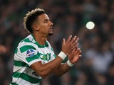 Scott Sinclair in action for Celtic on December 2, 2018