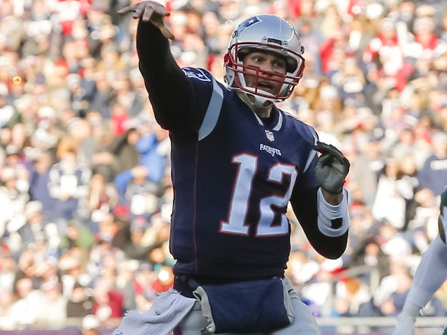 Result: New England Patriots secure a bye in first round of NFL play-offs