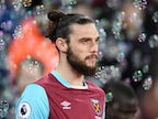 David Moyes: 'Andy Carroll could return for West Ham United against Stoke City'