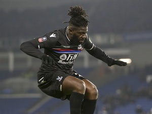 Result: Sako strike helps Palace beat Burnley