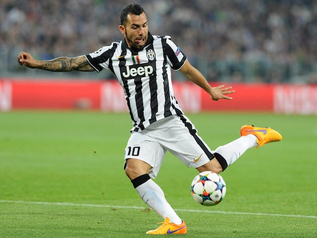 Carlos Tevez calls his seven months in China