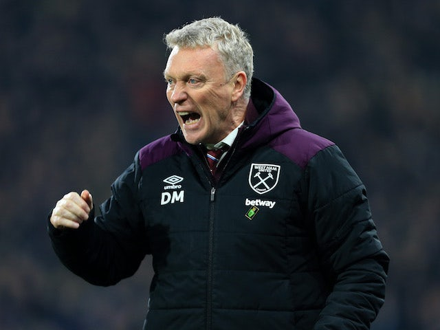 Moyes: 'Hammers fans will do us proud'