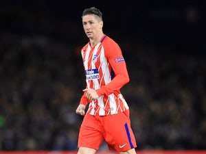 Simeone hails 'iconic' striker Torres