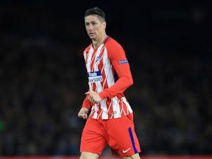 Simeone hails 'iconic' striker Torres