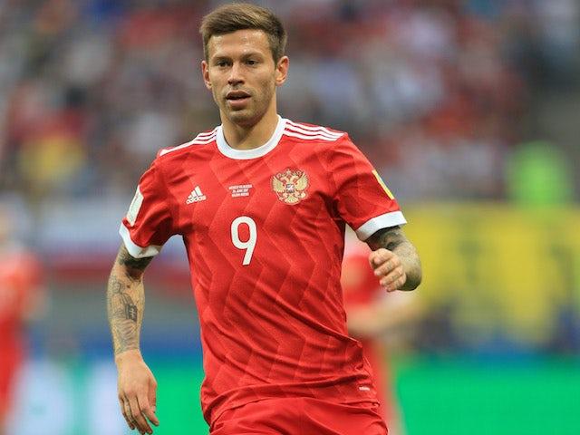 Result: Russia's winless run continues in Austria