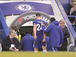 Conte plays down Cahill injury concerns