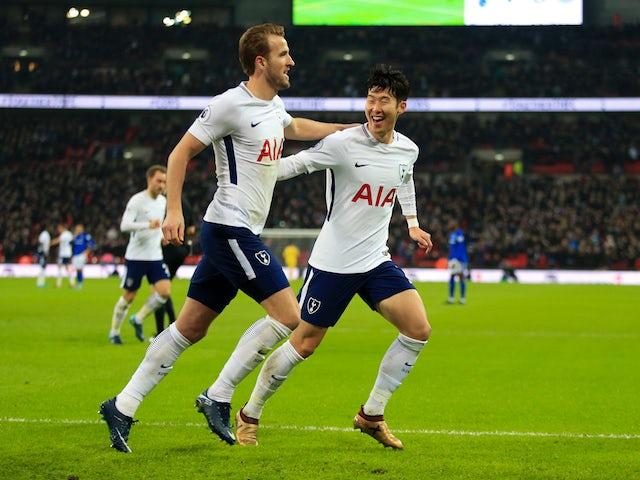Result: Spurs edge sensational nine-goal thriller