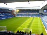 General view inside Ibrox from 2009