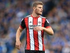 Jack O'Connell in action for Sheffield United on September 24, 2017