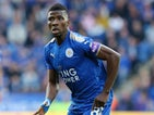 Kelechi Iheanacho in action for Leicester City on September 9, 2017