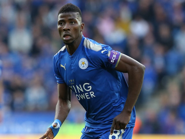 Iheanacho looking forward to facing Messi
