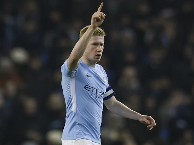 Kevin De Bruyne Stunning Pass Frees Aguero For Classy Goal