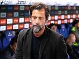 Quique Sanchez Flores in charge of Espanyol in November 2016