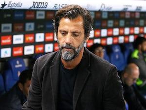 Espanyol sack Quique Flores