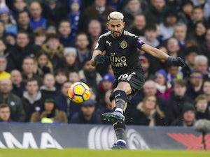 Claude Puel coy on Riyad Mahrez future
