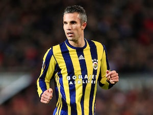 Van Persie: 'I want to be role model'