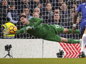 Courtois non-committal over Chelsea future