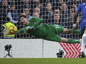 Courtois: 'Chelsea players are tired'