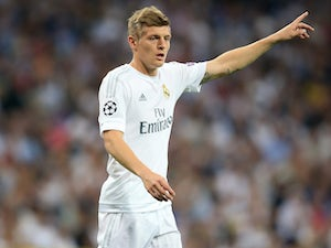 Kroos: 'Liverpool will be like 11 animals'