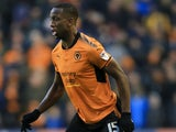 Willy Boly in action for Wolves on December 9, 2017