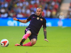 Atletico Madrid 'eye Aleix Vidal'