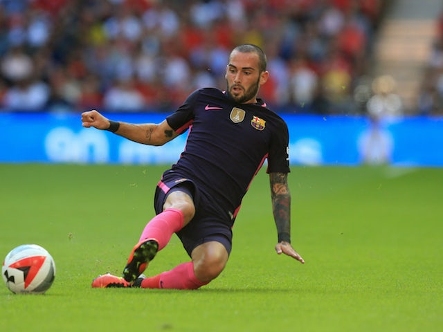 Top PL clubs 'in talks with Aleix Vidal'