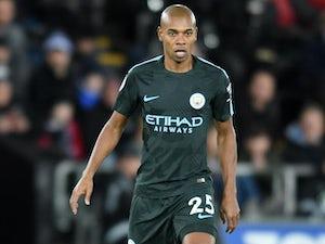 Fernandinho: 'City have incredible preparation'