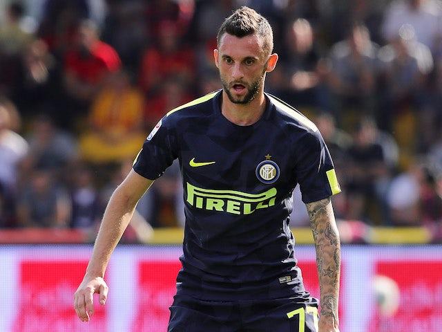Result: Inter Milan put four past Cagliari