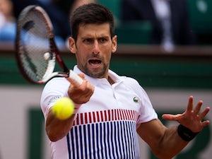 Result: Novak Djokovic eases into fourth round