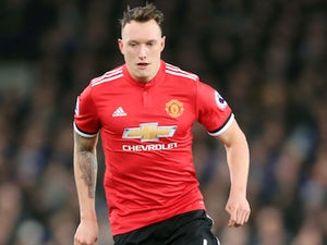 Phil Jones: Man United