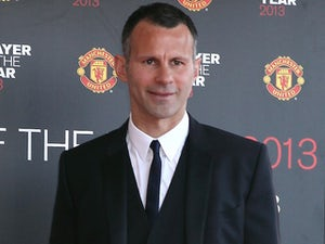 Giggs feeling nervous ahead of managerial bow