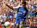 Tim Cahill in action for Millwall in 2014