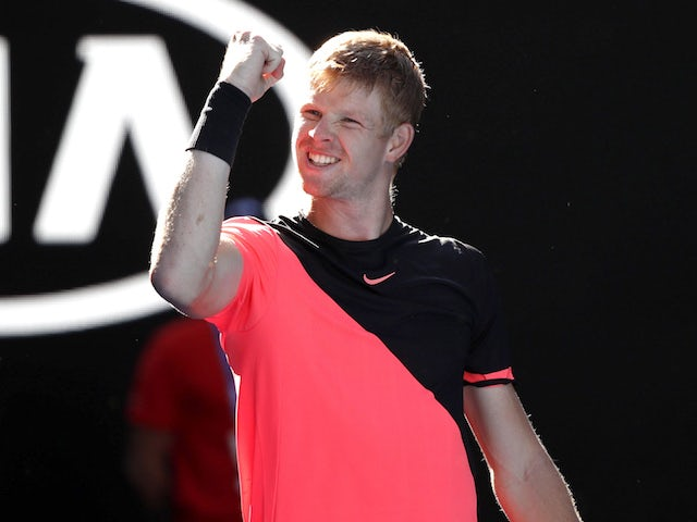 New British number one Edmund wants 'legitimate' Murray battle