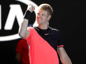 Result: Kyle Edmund reaches first ATP Tour final