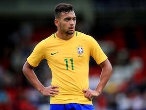 Arsenal to move for Brazilian midfielder?