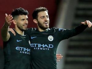 Silva: 'Man City not CL favourites'