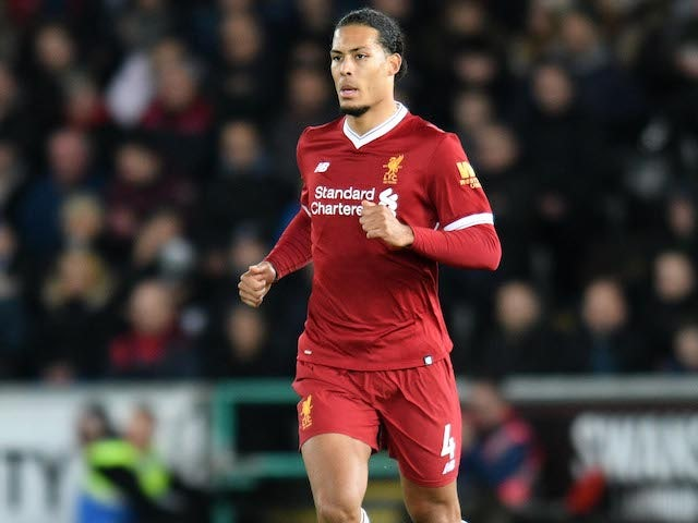 Van Dijk delighted to score for his country