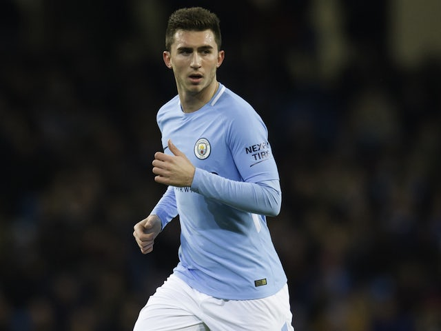 Pep Guardiola: 'Laporte will learn'