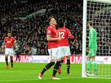 Phil Jones sends into his own net during the Premier League game between Tottenham Hotspur and Manchester United on January 31, 2018