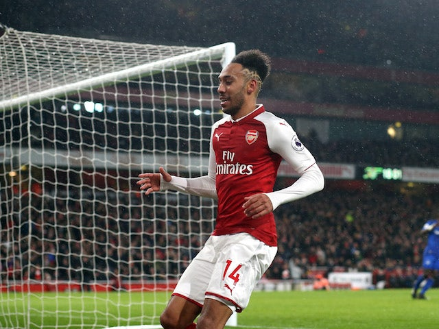 Gary Neville reveals worry over Arsenal star Pierre-Emerick Aubameyang