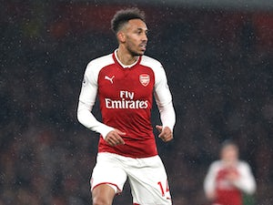 Aubameyang: 'I am here because of Wenger'