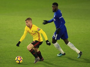 Gerard Deulofeu hints at Watford move