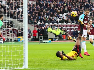 Live Commentary: West Ham 2-0 Watford - as it happened