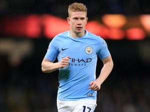 De Bruyne: 'It's been a tough two weeks'