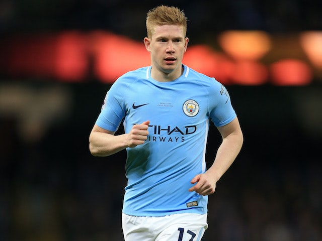 Guardiola: 'KDB unaffected by award snubs'