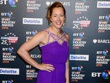 Lizzy Yarnold pictured in May 2014