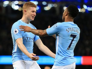 Team News: Sterling starts for Man City