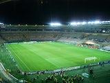 Generic view inside Torino's Stadio Olimpico